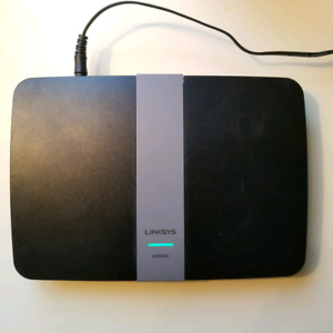Router Linksys EA6200 dual band, USB 3 port