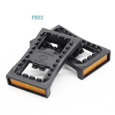 Pedal Cleats Flat Adapter MTB Self Locking Plate Conversion SPD M520 M540 M780 Flat-adapter