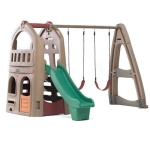 Step 2 Module (Playful Playhouse Climber & Swing Set)