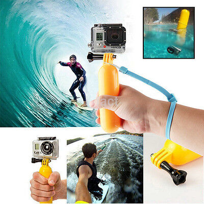 1PCS Surfing Swimming Floating Handle Grip Pole Mount For Gopro Hero 4/3+/3/2/1