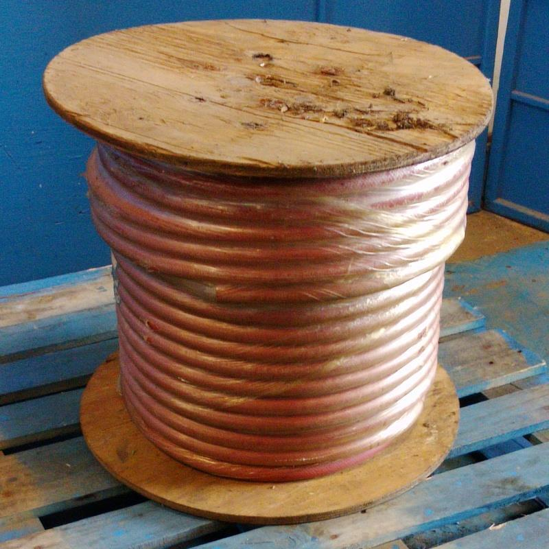 """DAYCO 5/8"""" INDUSTRIAL HOSE 7094-63250, 392FT"""