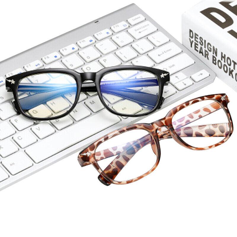 Computer Glasses Blue Light Blocking Blocker Filter Anti Fat