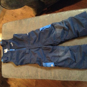 The North Face Kids Full Snow Pants size 4 London Ontario image 3