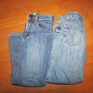 Fleece-lined Jeans, Size 5