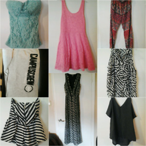 Assorted Girls Small Clothing