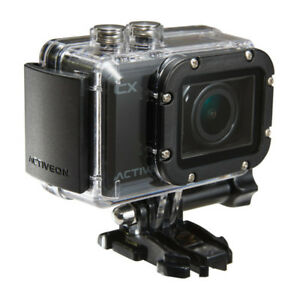 ACTIVE ON CX ACTION CAMERA HD 1080p (Waterproof)