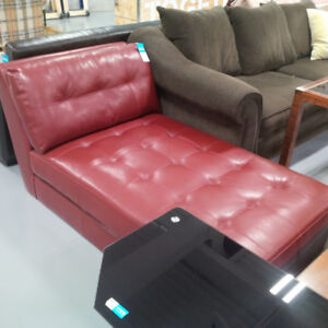 Brand New red sofa chair for only $200