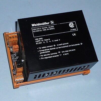 Weidmuller Power Supply 991824 Pzf