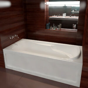 Whirlpool Skirted Tub 72x34 Right Hand Drain Peterborough Peterborough Area image 1