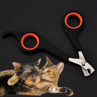 Pet Nail Clippers Claw Cutters Puppy Dog Cat Rabbit Animal Scissors Trimmers Hot