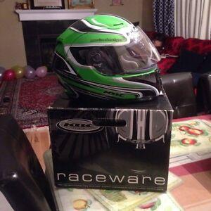Brand new KBC helmet!
