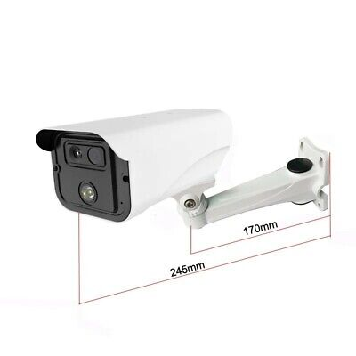 Tempalert Thermal Optical Bi-spectrum Network Camera Temperature Measurement