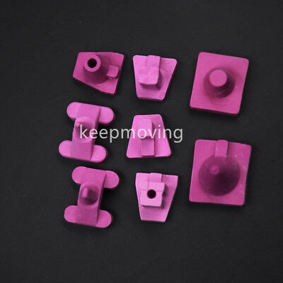 8 Pcs Ceramic Firing Porcelain Pegs Kit Dental Lab Oven Tray Holding Furnace