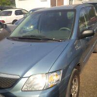 2002 Mazda MPV Minivan, Van 1800$ GREAT LITTLE VAN
