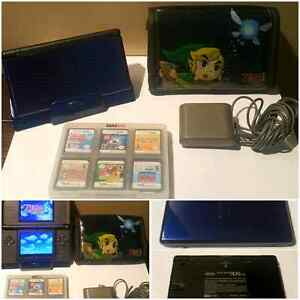 VERY NICE NINTENDO DS ZELDA PACKAGE / TRES BELLE ENSEMBLE
