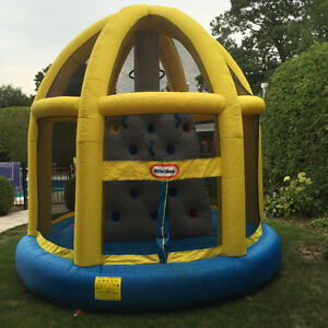 Little Tykes Rock Climber Inflatable