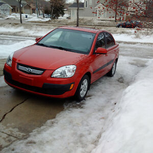 2009 Kia Rio EX 1.6L 4Cyl Sedan, Low Mileage, Heated Seats, Etc.