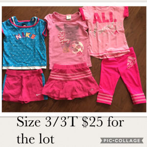 Toddler girl clothing 3T