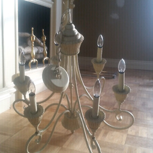 Chandeliers for sale!