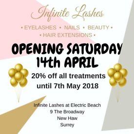 New Beauty Salon Opening - New Haw