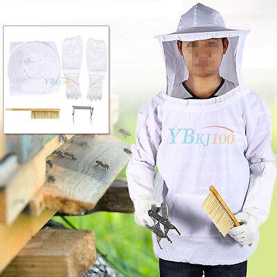 Profi Imkerschutzanzug Imkeranzug Bienenanzug Handschuhe Imker Overall Pinser