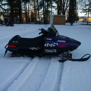 1997 XCR 600 in great condition