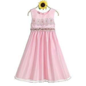 1319838f3 Girls Wedding Dress
