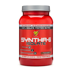 BRAND NEW SYNTHA-6 WHEY PROTEIN ISOLATE 2LB