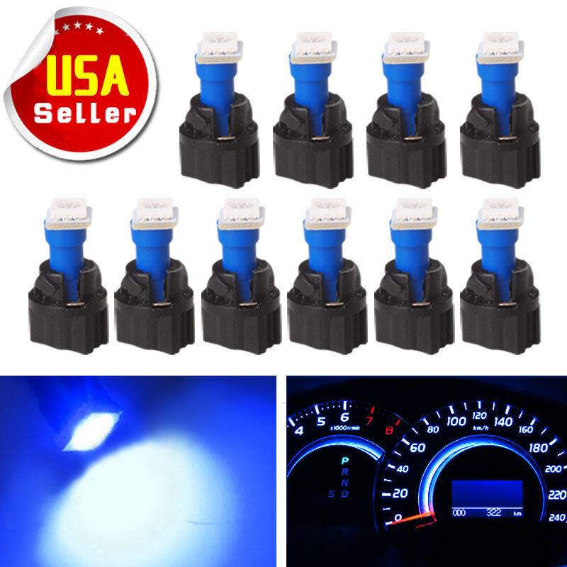 10pcs LED ICE Blue Light Interior Package Kit for Chevrolet Cobalt 2005-2010