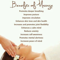 Professional massage therapy starting from $70/hr *****