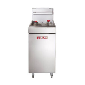 Nella - 65-70 lb Commercial Gas Deep Fryer - Brand New
