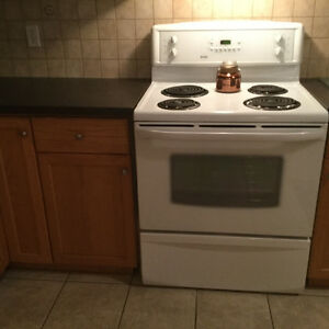 Kitchen appliances for sale + double stainless steel sink/tap Kitchener / Waterloo Kitchener Area image 1