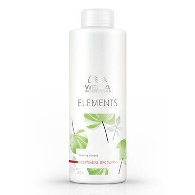Wella Elements Renewing Shampoo 33.8 oz