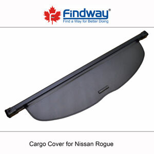 Cargo Cover Anti-Theft Shield For 2014-2017,2018 Nissan Rogue