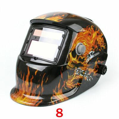 Pro Solar Auto Darkening Welding Helmet Arc Tig Mig Mask Grinding Welder Mask Us