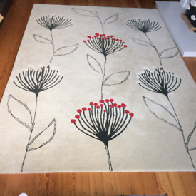 Large John Lewis wool rug