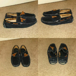 Aldo loufers shoes (size 9 mens)