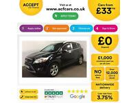 Ford Kuga 2.0TDCi 4x4 2008.5MY Titanium FROM £33 PER WEEK.