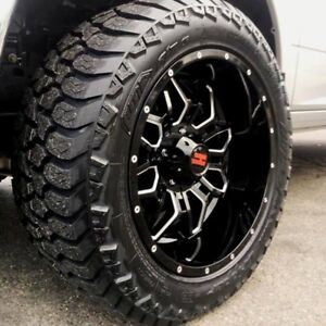 4 AMP A/T  285/55R20   20 Inch Tires