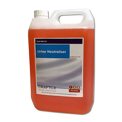 Crown Supplies Urine Neutraliser Concentrate 5L