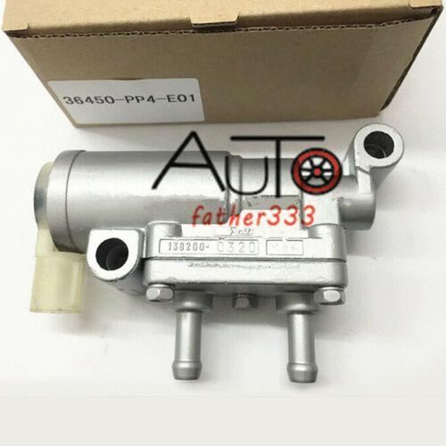 36450-PP4-E01 Idle Air Control Valve For Acura Integra 1.6L Honda Civic 1.5L 1.6