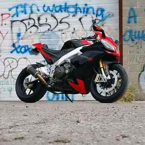 2010 RSV4 Factory non APRC Cambridge Kitchener Area image 1