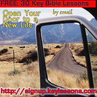 30 Free Email Bible Lessons