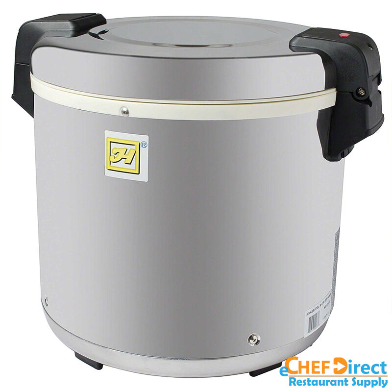 COMMERCIAL TARHONG 50 CUP STAINLESS STEEL ELECTRIC RICE WARM