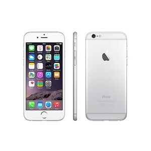 iPhone 6 64 GB Locked to Bell - Perfect Condition