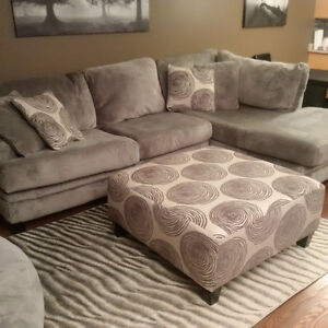 Xtremely Comfy Sectional Sofa