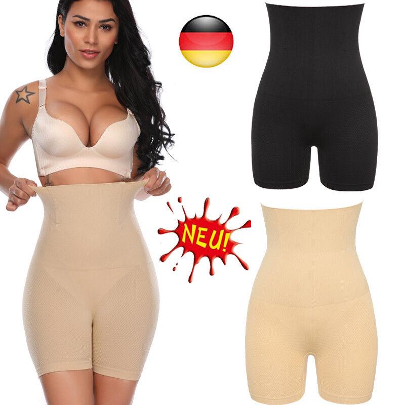 Damen Sexz Miederhose Panty Mieder Po Taillenformer Bauchweg Shapewear Lift Pant