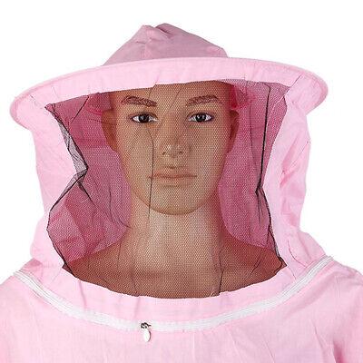 Beekeeping Suit Kit Bee Honey Keeping Equipment Gloves Hive Brush Hook Veil Set