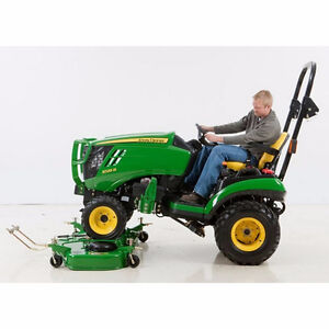 WANTED: Drive Over Mower Deck for JD2305