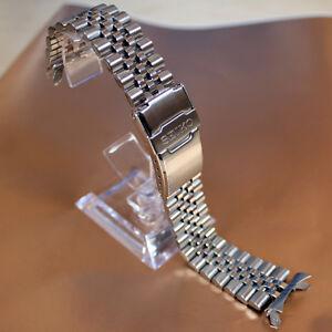 22mm SEIKO JUBILEE BRACELET 6309 7002 7S26 7548 SKX007 DIVER'S Band Steel